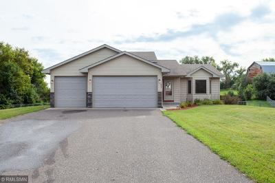 Braham Single Family Home Contingent: 805 Pond View Court