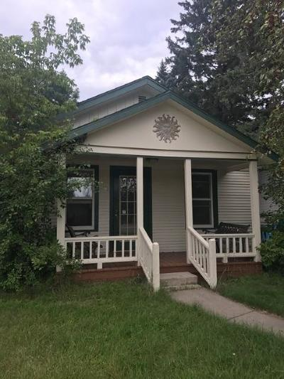 Pequot Lakes Single Family Home For Sale: 4560 Main St