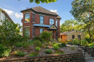 Saint Paul Single Family Home For Sale: 2116 Lincoln Avenue