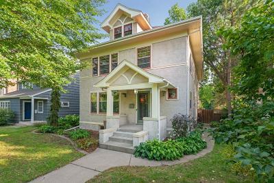 Saint Paul Single Family Home Contingent: 2116 Carter Avenue