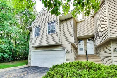 Eagan Condo/Townhouse For Sale: 4186 S Meadowlark Road