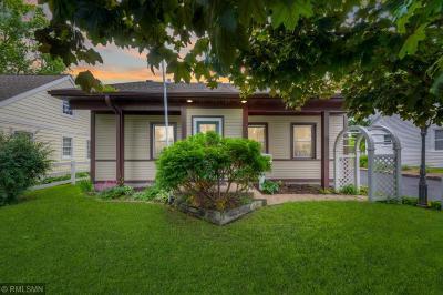 Saint Louis Park Single Family Home For Sale: 4036 Webster Avenue S