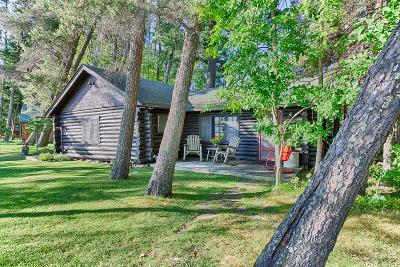 Aitkin Single Family Home Contingent: 29017 349th Lane