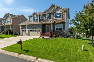 Maple Grove Single Family Home Contingent: 7791 Garland Lane N