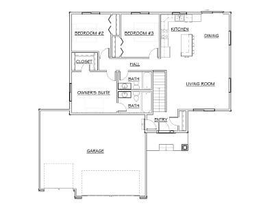 Cambridge Single Family Home For Sale: E Rum River Drive S