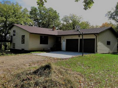 Browerville Single Family Home For Sale: 29306 County 29