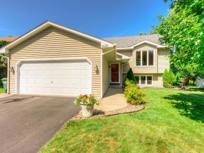 Eagan Single Family Home Contingent: 3695 Falcon Way