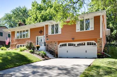 Burnsville Single Family Home For Sale: 3009 McLeod Street