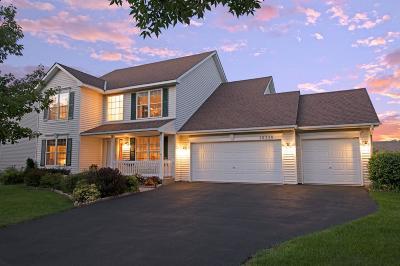 Farmington Single Family Home Contingent: 20350 Erickson Path