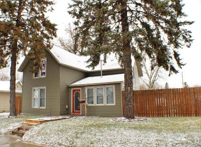 Brainerd Single Family Home For Sale: 1421 Norwood Street