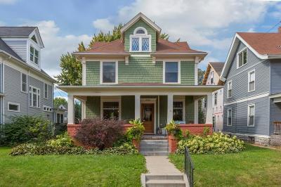 Minneapolis Single Family Home For Sale: 3032 Humboldt Avenue S