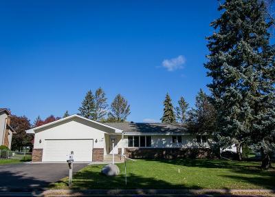 Roseville Single Family Home For Sale: 1789 Eldridge Avenue W
