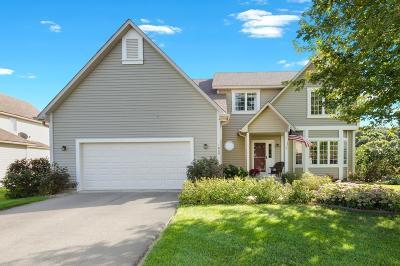 Shakopee Single Family Home For Sale: 1808 Alden Avenue