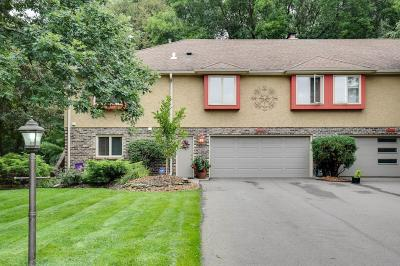 Edina Single Family Home Contingent: 5214 Malibu Drive