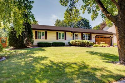 Maple Grove Single Family Home Contingent: 14825 95th Place N