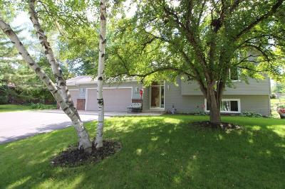 Maple Grove Single Family Home Contingent: 13703 93rd Place N