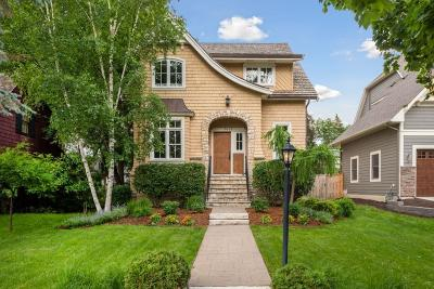 Minneapolis Single Family Home For Sale: 3815 Washburn Avenue S