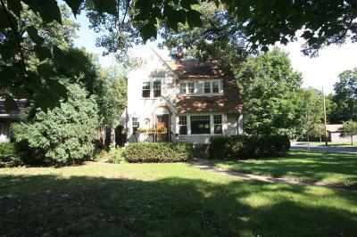 Richfield Single Family Home Contingent: 7069 Oak Grove Boulevard