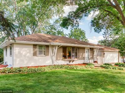Roseville Single Family Home For Sale: 2836 Merrill Street