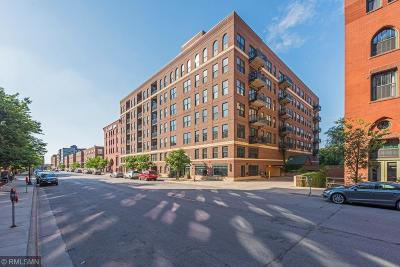 Minneapolis Condo/Townhouse Contingent: 408 N 1st Street #309