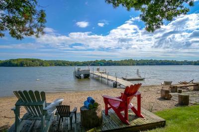 Chisago County, Washington County Single Family Home For Sale: 4709 Olson Lake Trail N