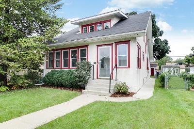 Minneapolis Single Family Home For Sale: 4008 Chicago Avenue