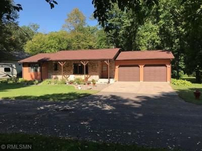 Pine City MN Single Family Home For Sale: $174,000