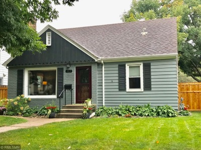 Saint Paul Single Family Home For Sale: 1412 Bayard Avenue