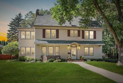 Minneapolis Single Family Home For Sale: 4746 Dupont Avenue S