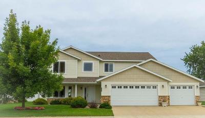 Saint Cloud Single Family Home For Sale: 6861 24th Street N