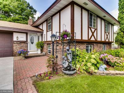 Blaine Single Family Home Contingent: 12918 Tyler Street NE