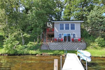 Lake Shore Single Family Home For Sale: 8016 Ridge Road