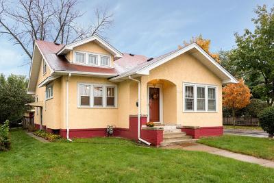 Minneapolis Single Family Home For Sale: 3655 Longfellow Avenue
