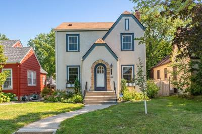 Minneapolis Single Family Home For Sale: 5341 Beard Avenue S