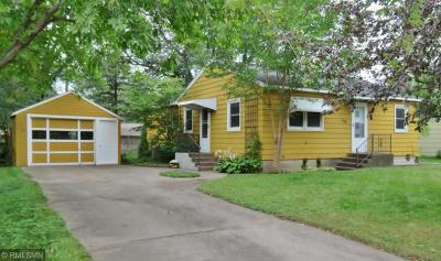 Saint Cloud Single Family Home Contingent: 845 36th Avenue N