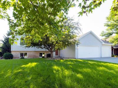 Brooklyn Park Single Family Home For Sale: 2325 Edinbrook Terrace