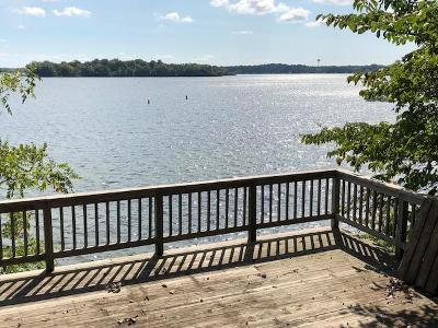 Single Family Home For Sale: 3114 Island View Drive
