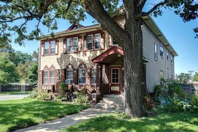 Saint Paul Multi Family Home For Sale: 1337 Portland Avenue