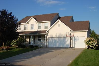 Shakopee Single Family Home Contingent: 2066 Ormond Drive