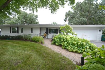 Bloomington Single Family Home Contingent: 9109 Kell Avenue S