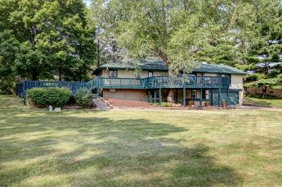 Lino Lakes Single Family Home Contingent: 2009 64th Street W