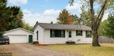 Isanti Single Family Home For Sale: 2 Pinto Lane SE