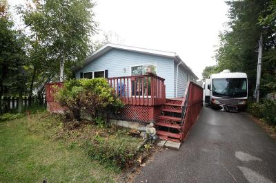 Single Family Home For Sale: 448 Lake Avenue NW