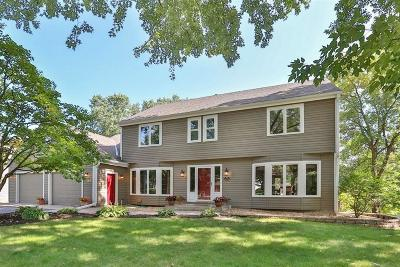 Wayzata, Plymouth Single Family Home For Sale: 3540 Rosewood Lane N