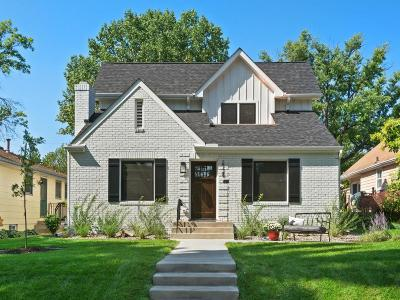 Saint Louis Park Single Family Home Sold: 2728 Webster Avenue S