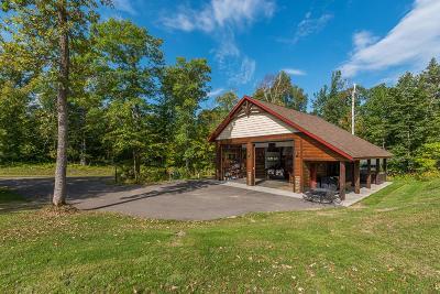 Lake Shore Single Family Home For Sale: 1032 Bass Lake Road