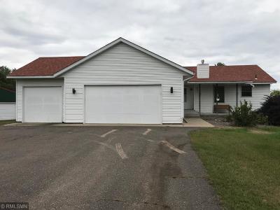 Braham Single Family Home Contingent: 41261 Brant Street NE