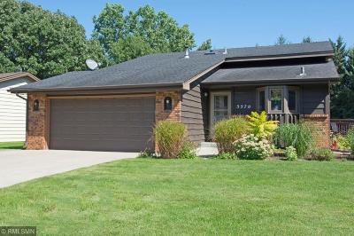 Shoreview Single Family Home For Sale: 5570 Pascal Street