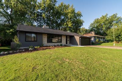 Edina MN Single Family Home For Sale: $624,900