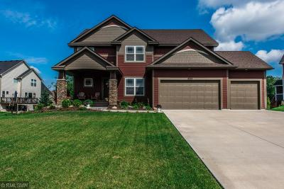 Lakeville Single Family Home For Sale: 8558 172nd Street W
